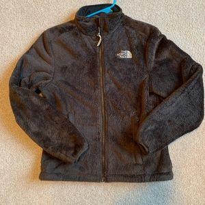 The North Face Osito Fleece fuzzy jacket